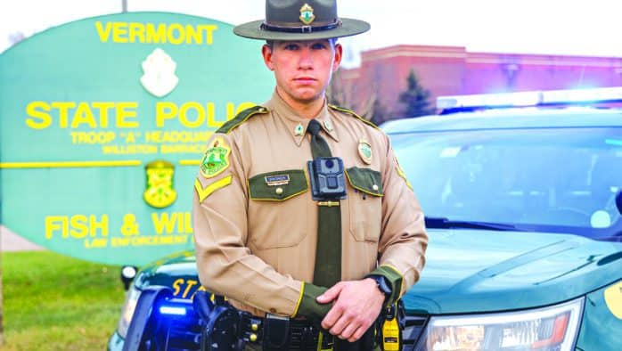 VSP begins outfitting troopers with body-worn cameras
