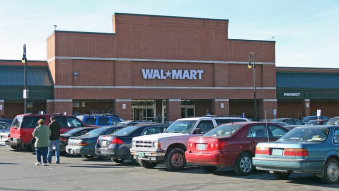 Walmart chooses not to apply for frontline employees hazard grant pay for workers