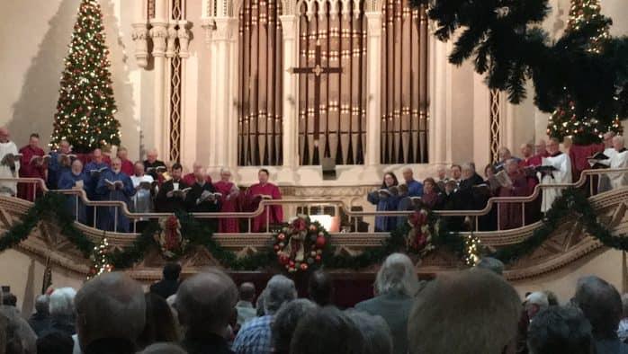Catch Grace Church's 'Messiah' on PEGTV