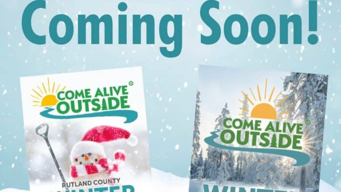 Come Alive Outside offers two outdoor passports this winter