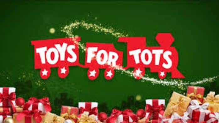 Drop off Toys for Tots donations at Benson's Chevrolet