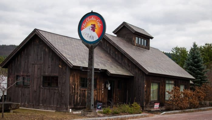 Cluckin' Cafe is open for business in Pittsford