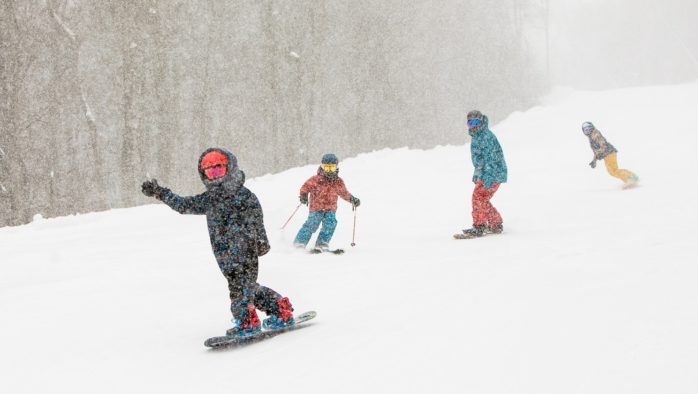 Vail Resorts' Vermont and New York Ski areas opened Nov. 25 for winter season