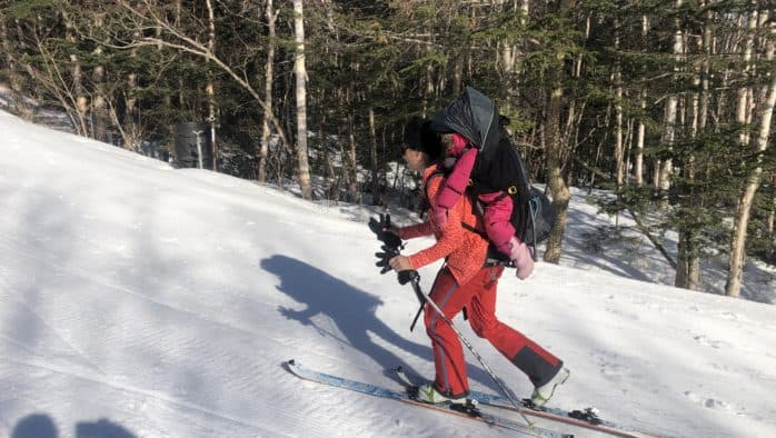 Uphill Travel routes now open at Killington and Pico