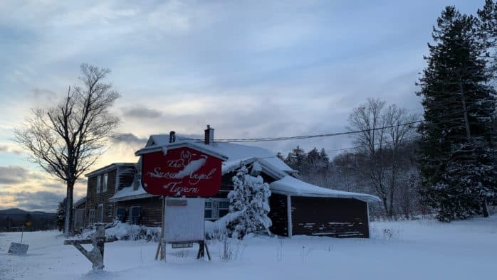 Former Snow Angel Tavern sells at auction