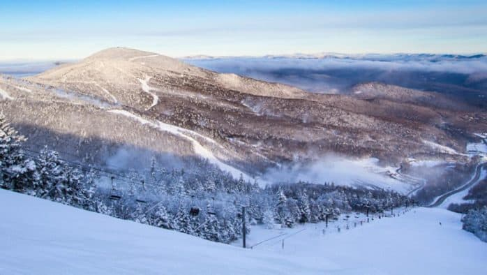 Killington ranked best in the East