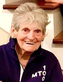 Mary Theresa Ojala, 100