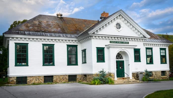 Pawlet Public Library receives national grant