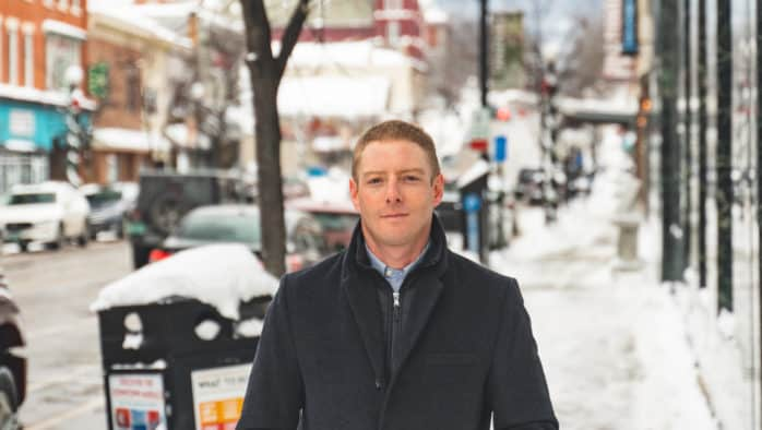 Seager announces candidacy for mayor of City of Rutland