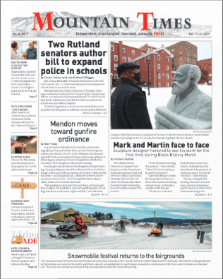 Mountain Times – Volume 50, Number 7 – Feb. 17-23, 2021