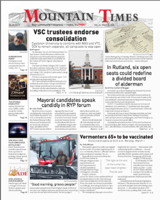Mountain Times – Volume 50, Number 8, Feb. 24 – March 2, 2021