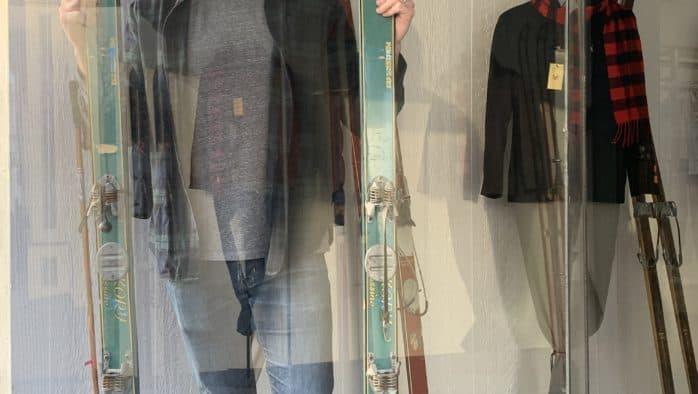 Rutland menswear store undergoes renovation