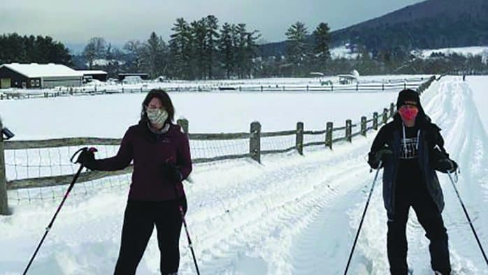 A simple guide to snowshoeing in Killington