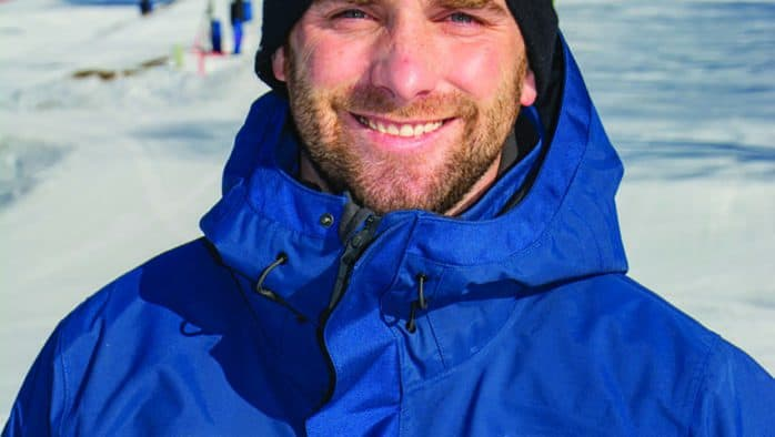 Meet Kyle Murphy, director of skier services at Okemo