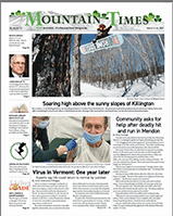 Mountain Times – Volume 50, Number 11 – March 17-23, 2021