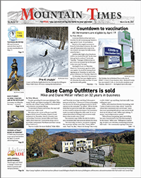 Mountain Times – Volume 50, Number 12 – March 24-30, 2021