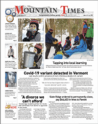 Mountain Times – Volume 50, Number 10 – March 10-16, 2021