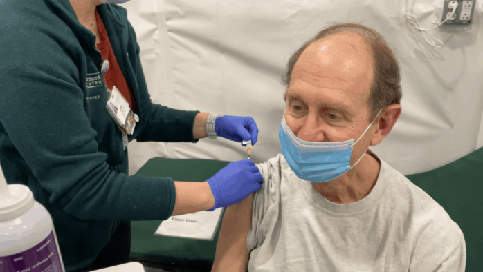 Officials encourage Vermonters to talk to their families about getting vaccinated