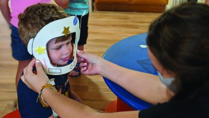 Wonderfeet offers summer camps for kids ages 3-10