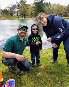 Let's Go Fishing program seeks instructors