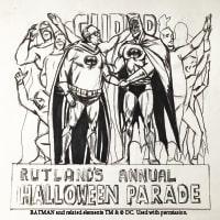 DC's Batman and Tom Fagan to reunite on Rutland Sculpture Trail