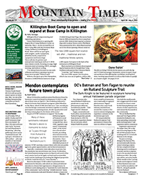 Mountain Times – Volume 50, Number 17 _ April 28 – May 4, 2021