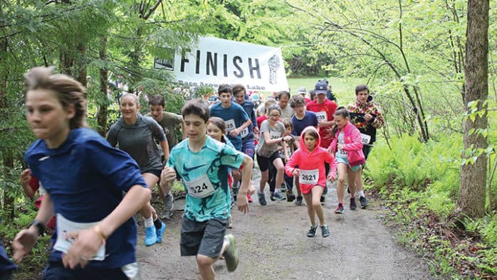 BarnArts 8th annual fundraising 5K/10K supports summer youth theater