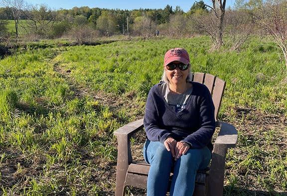Carol Geery running for Mill River School Board