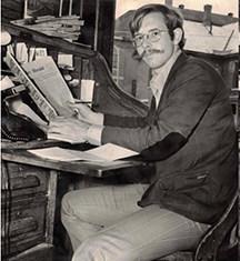 Randolph editor, publisher, 'quintessential journalist' Dick Drysdale dies