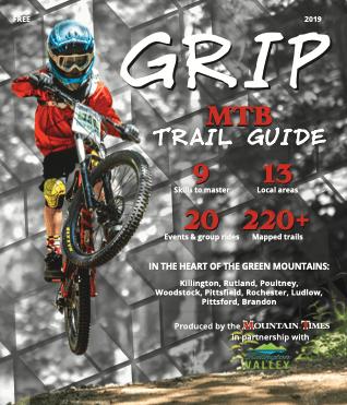 2019 GRIP: MTB Trail Guide