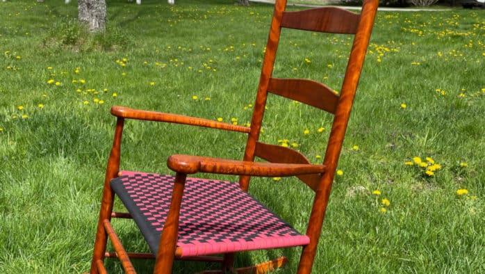 Middletown Springs maker crafts fine freestanding furniture