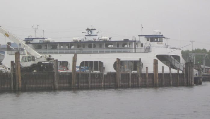 Groups appeal permit authorizing sinking of ferry in Lake Champlain