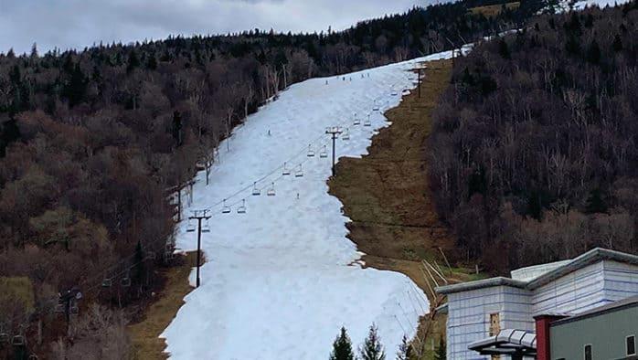 Diehard skiers and riders across the Northeast converge on Superstar