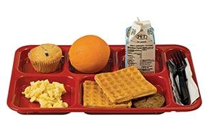 Senate gives preliminary approval to universal school breakfast bill