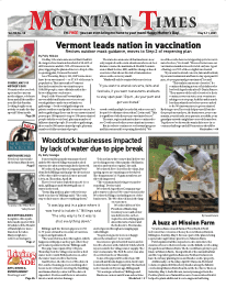 Mountain Times – Volume 50, Number 18_ May 5-11, 2021