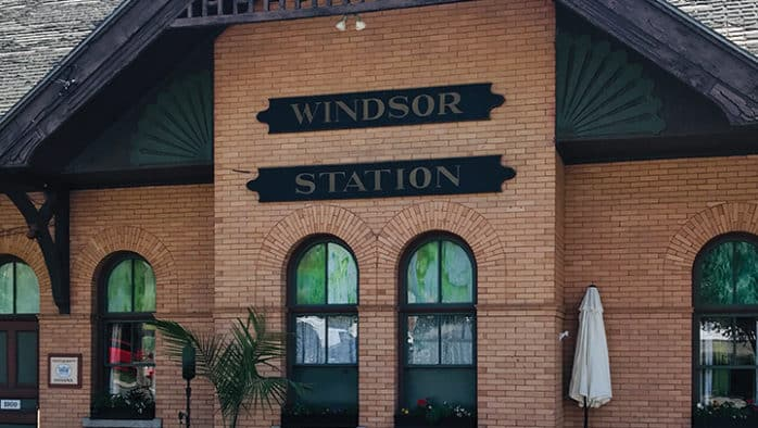 Windsor Station weathers pandemic