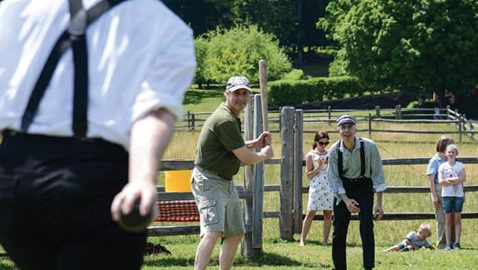 Celebrate Dad this Father's Day at Billings Farm & Museum