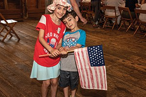 Billings Farm hosts an Old Vermont Fourth