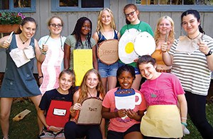Camp Betsey Cox provides a home to life-long campers, celebrates summer opening together