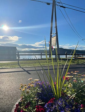 Lake Bomoseen Lodge and Taproom offers a taste of international travel without leaving the Republic of Vt