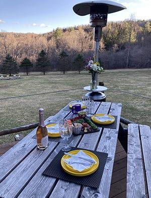 Restoring a treasured picnic table
