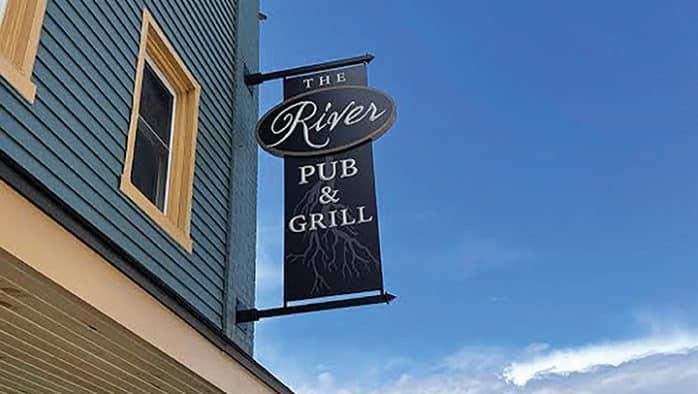 The River Pub & Grill opens on Center Street, Brandon