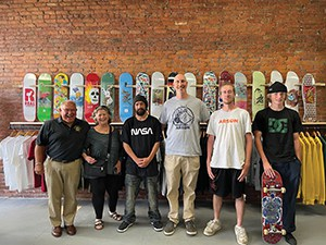 Manchester-based Arson Skate Shop expands to Rutland