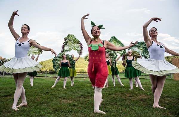 Billings Farm & Museum to host 'Farm to Ballet'