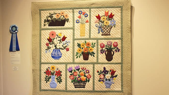 35th annual quilt exhibition awards announced by Billings Farm & Museum