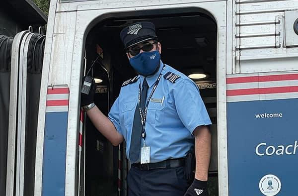 Amtrak is back