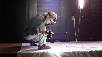 Meet the one-woman mothing machine