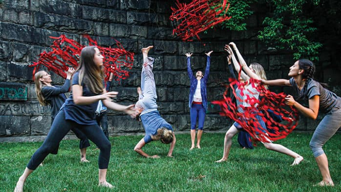 'Dance-Theater for Collective Liberation' to perform in White River Junction