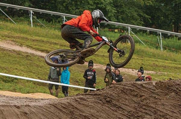 No bull about it, last Sunday's dual slalom was a mudfest