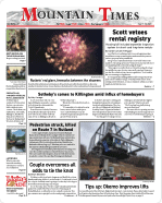 Mountain Times – Volume 50, Number 27 – July 7-13, 2021